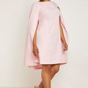 Eloquii Cape Dress